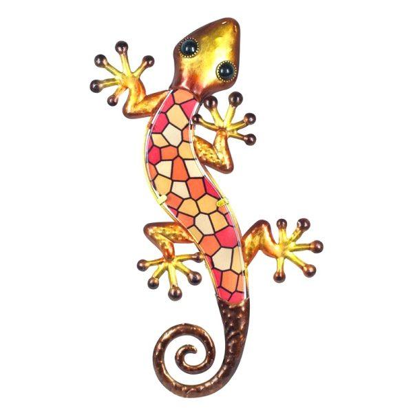 salamander mozaiek xl oranje