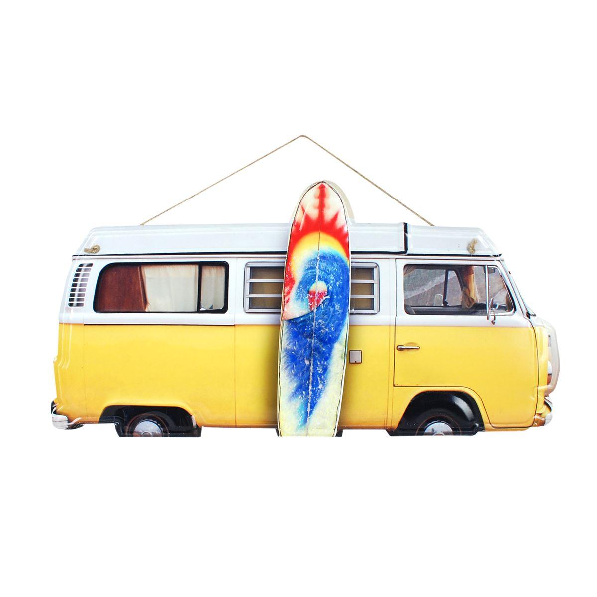 camper surf metaal xl