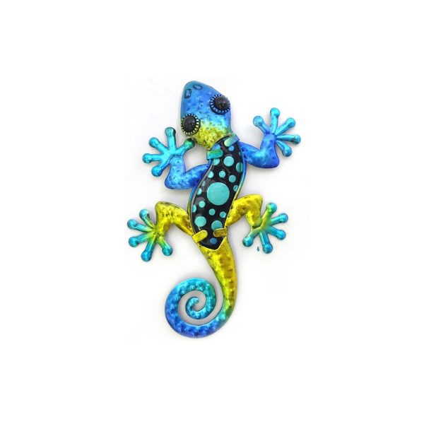 salamander s stippen blauw