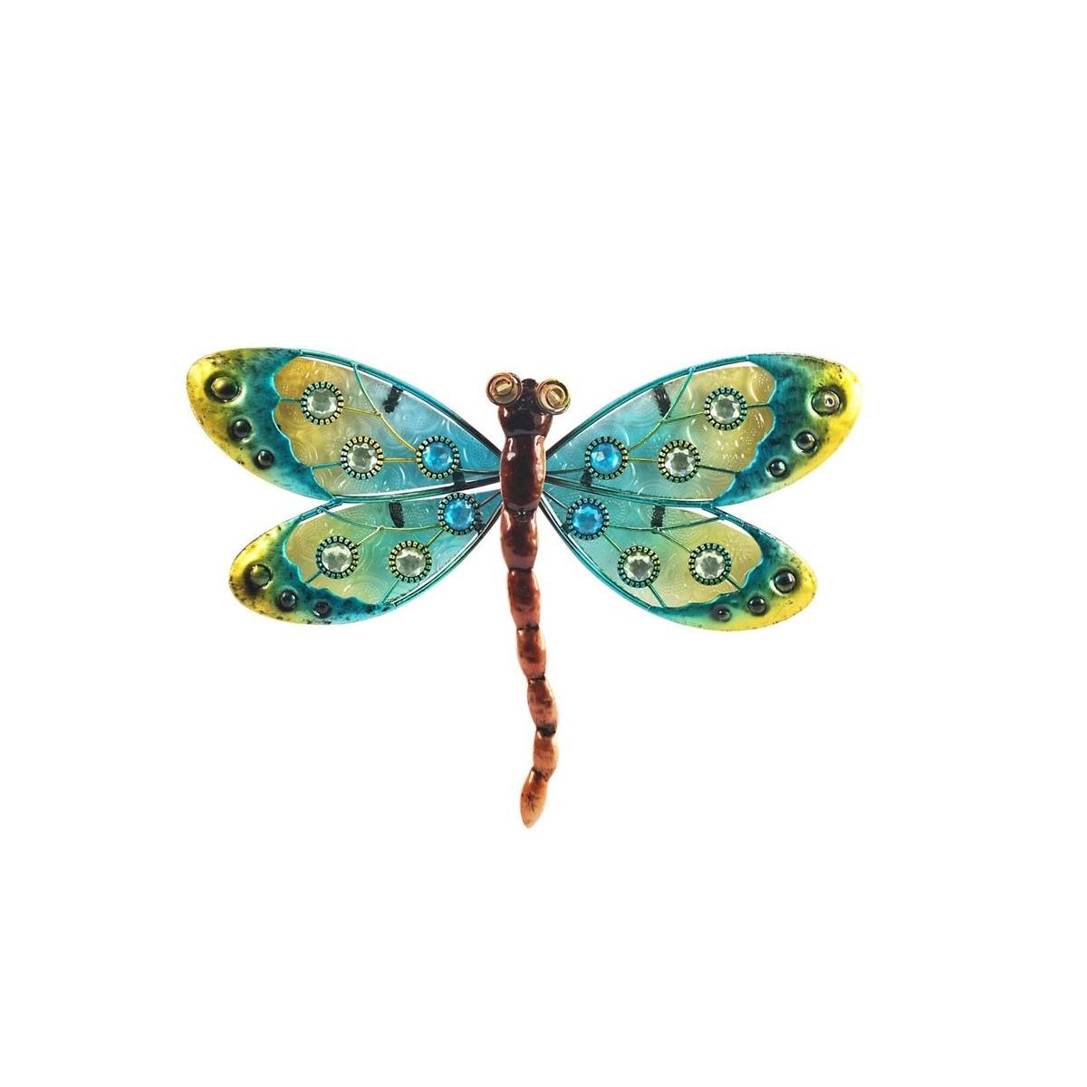 Libelle oogjes groen