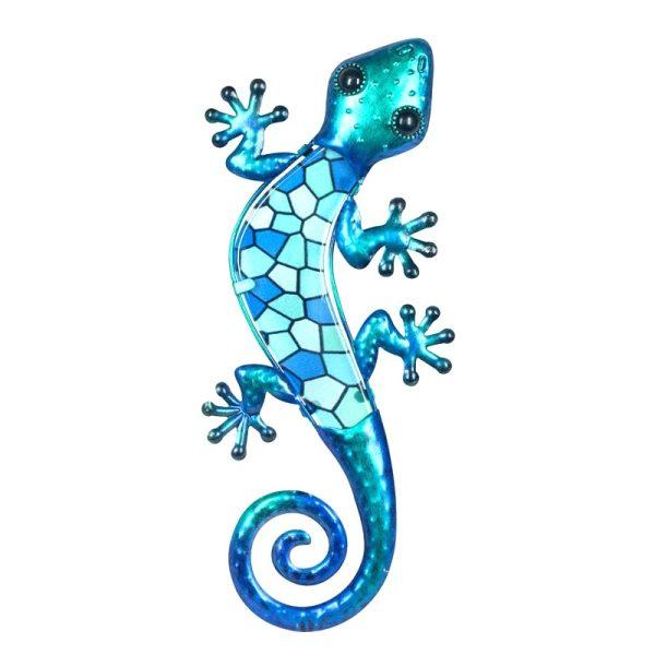 salamander mozaiek l blauw