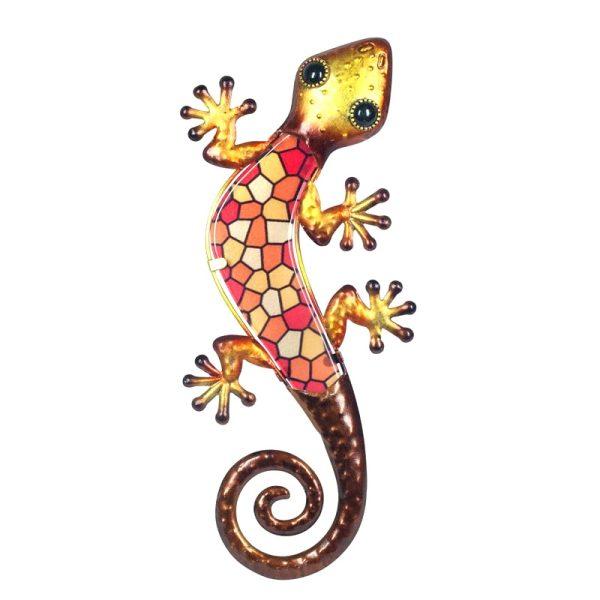 salamander mozaiek l oranje