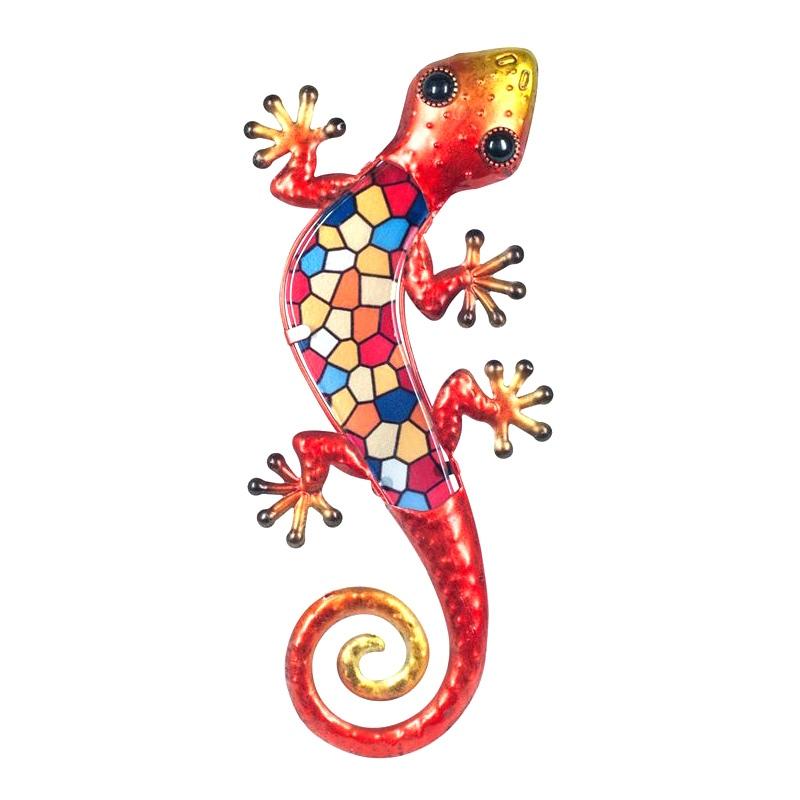 salamander mozaiek l rood