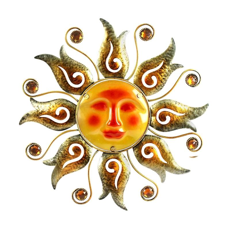 zon bloem xl oranje
