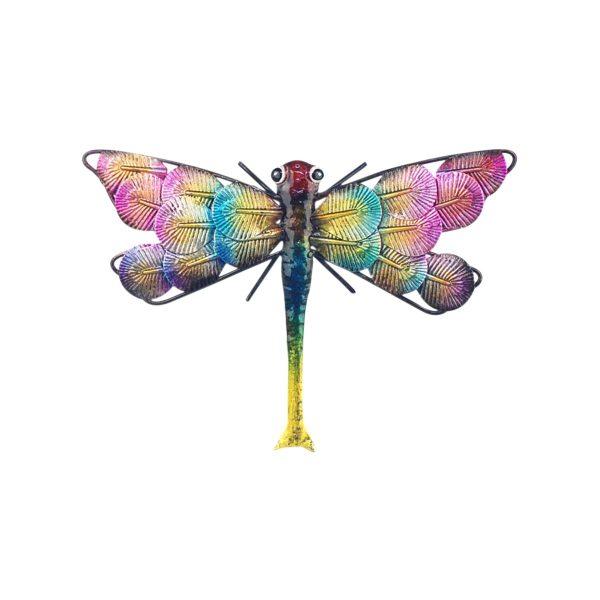 Libelle metaal l 20cm