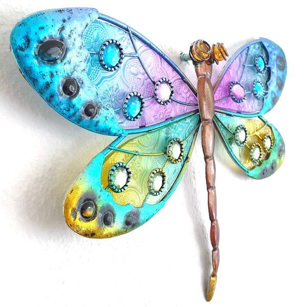 libelle oogjes blauw foto2