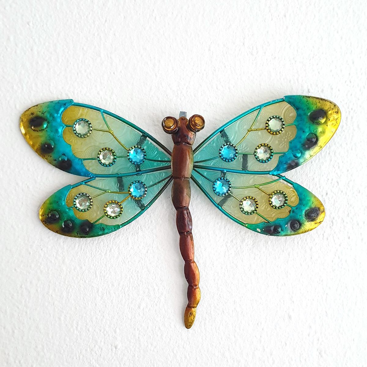 libelle oogjes groen foto1