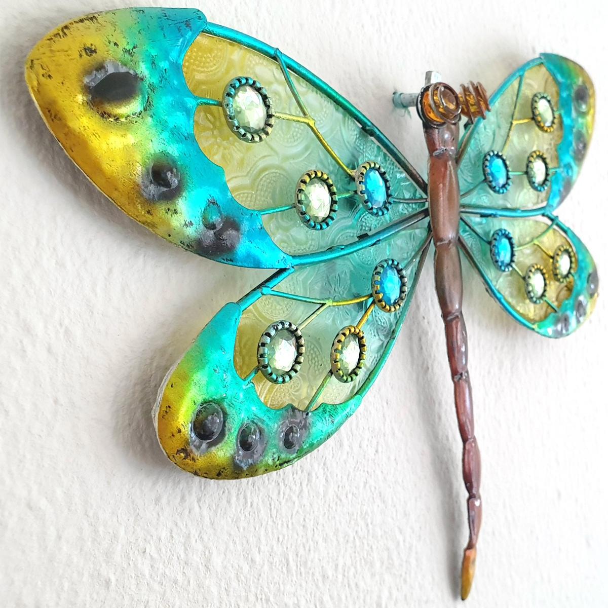 libelle oogjes groen foto2